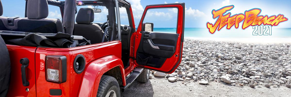 Jeep Beach Jamily Reunion - April 19-25 2021