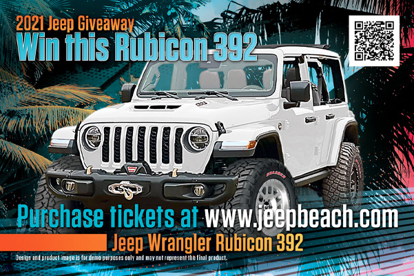 Win This Rubicon 392