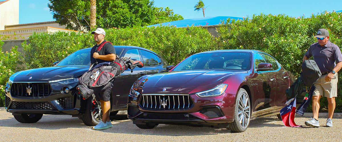 2020 Maserati Levante header