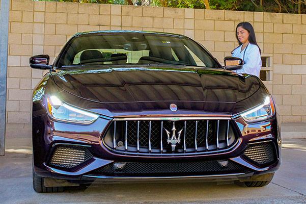 2020 Maserati Levante 2020 Maserati Levante Specs & Performance
