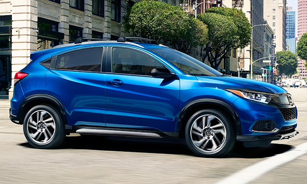 Buy or Lease a 2020 Honda HR-V in Olathe, KS