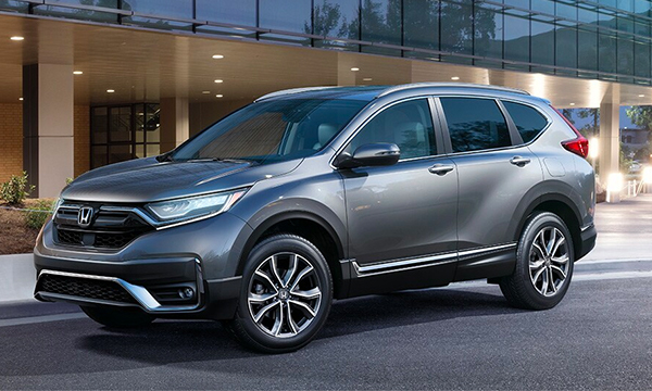 New 2020 Honda CR-V Specs and Features