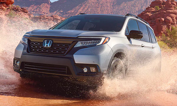 Finance a 2020 Honda Passport near Overland Park, KS