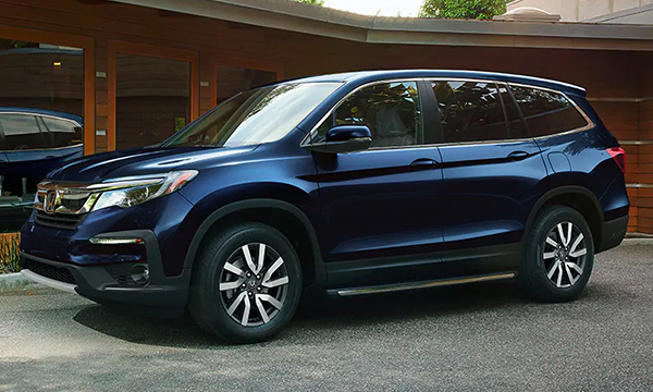 New 2020 Honda Pilot for Sale near Me