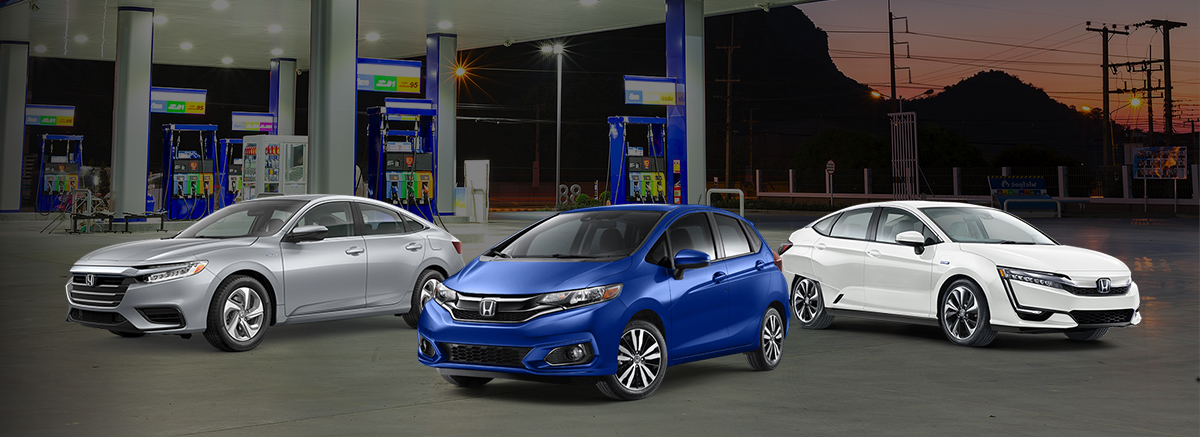 Honda Fuel Efficient Vehicles header
