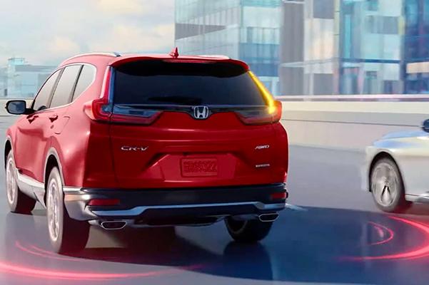 2020 Honda Safety Ratings