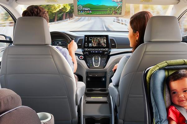 2020 Honda Interior Features