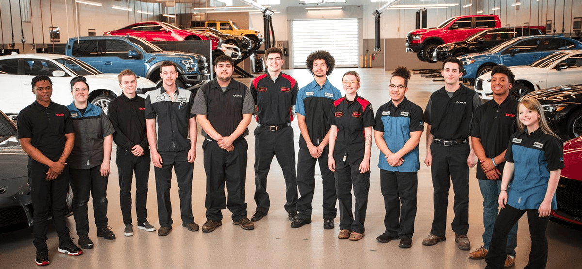 Baxter Auto Employees