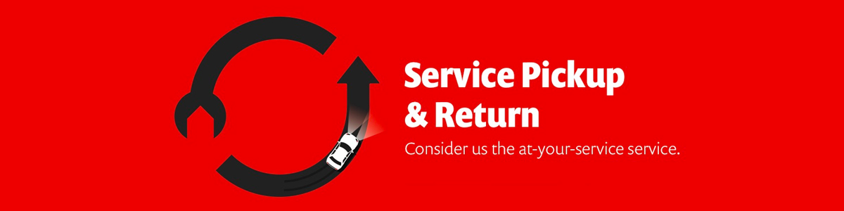 Service Pickup and REturn - Baxter branding image