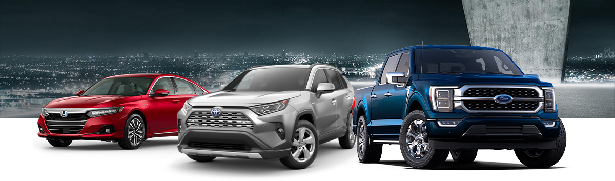 2021 multi-vehicle lineup