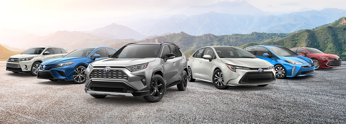 Shop at Baxter Toyota of Lincoln Today