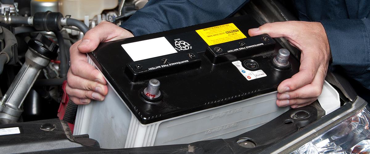 Toyota Battery Service in Lincoln, NE