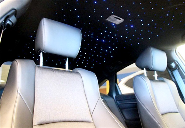 Clawson Customs — Galactic Ceiling & Seats