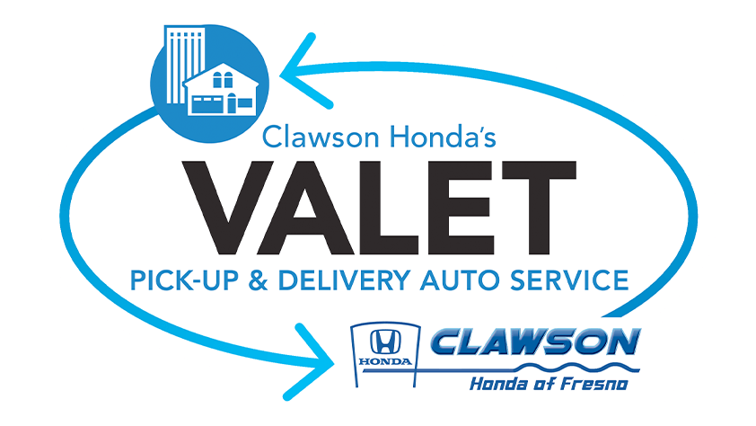 Clawson Honda's Valet Pick Up and Delivery Auto Service