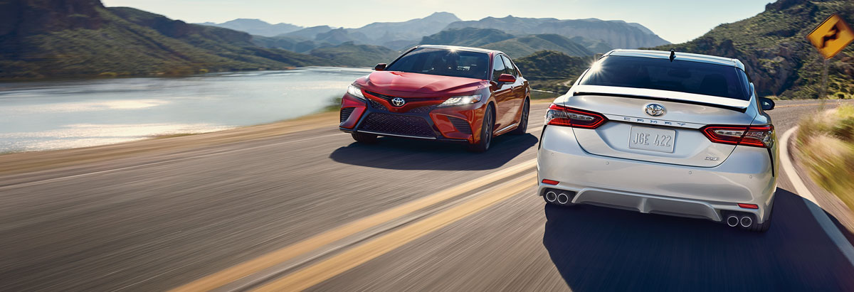 TOYOTA preowned vehicles