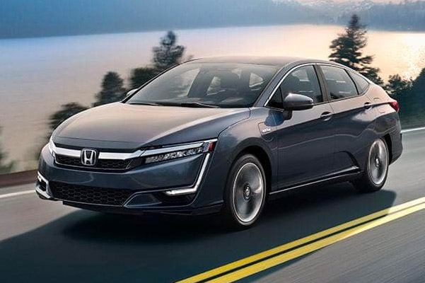 Honda Fuel Efficient Vehicles