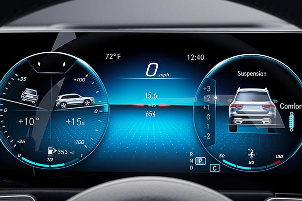 2020 Mercedes-Benz GLB Specs & Safety