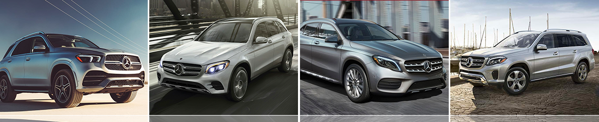 Discover our In-Stock SUV Models header
