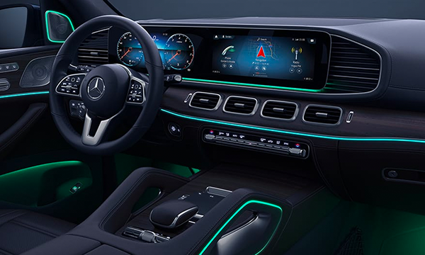 2020 Mercedes-Benz GLE for Sale near Me - Interior
