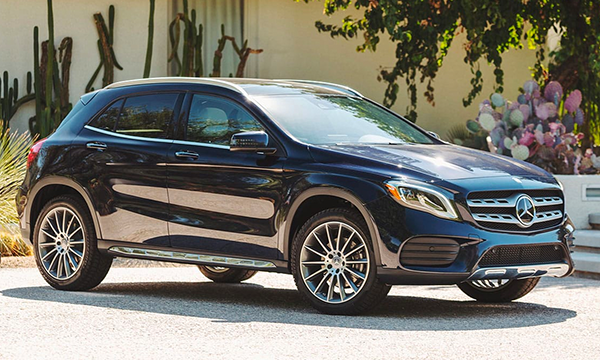 Buy or Lease a 2019 Mercedes-Benz GLA in Omaha, NE