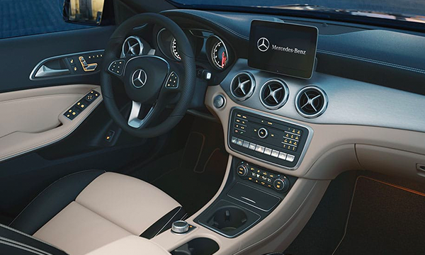 Buy or Lease a 2019 Mercedes-Benz GLA in Omaha, NE - Interior