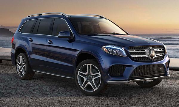 2019 Mercedes-Benz GLS Lease near Council Bluffs, IA