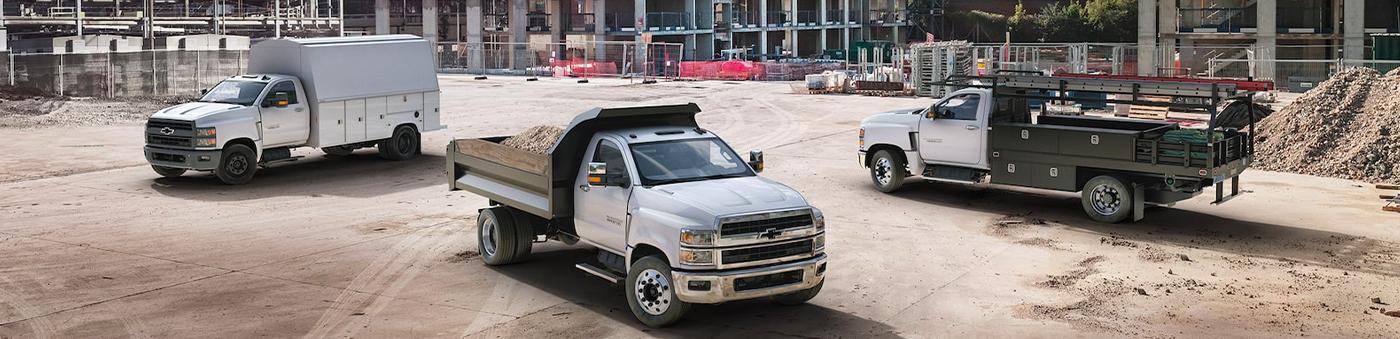 Full Line of Chevy Fleet Vehicles to Meet Your Needs