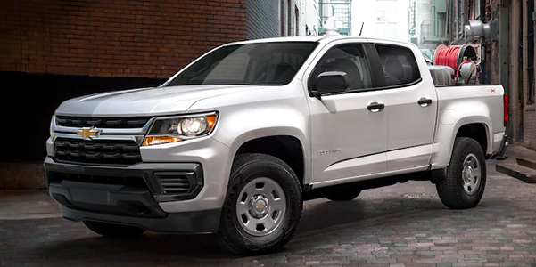 2021 Chevy Colorado Commercial Work Truck