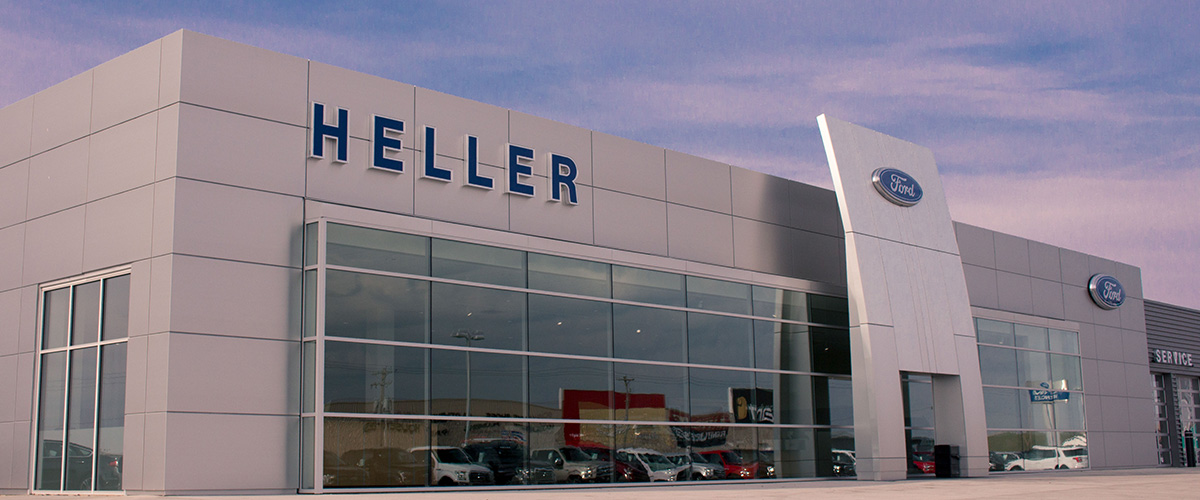 Why Buy Pre-Owned From Heller Ford?