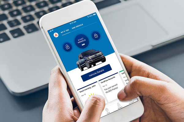 How Does the FordPass™ App Work?