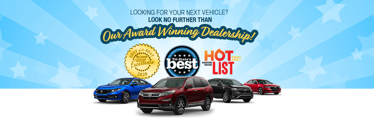 Looking for your next vehicle? Look No Futher than. Our Award Winning Dealership!
