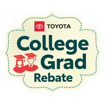 Toyota College Grad Rebate Program