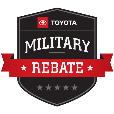 Toyota Military Rebate in Hollywood, FL