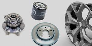 MOPAR performance parts up close