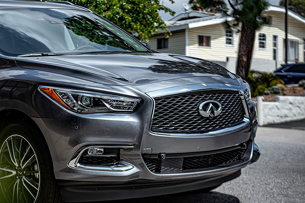 INFINITI Award of Excellence