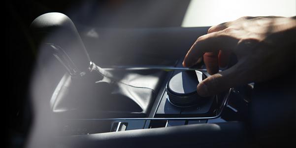 mazda3 sedan interior image