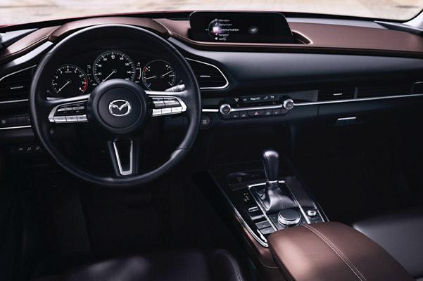 2021 Mazda CX-30 – Dashboard