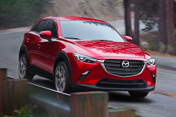 2020 Mazda CX-3 small suv