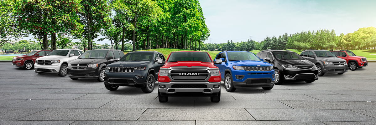 2020 Jeep, Ram, Chrysler, and Dodge lineup