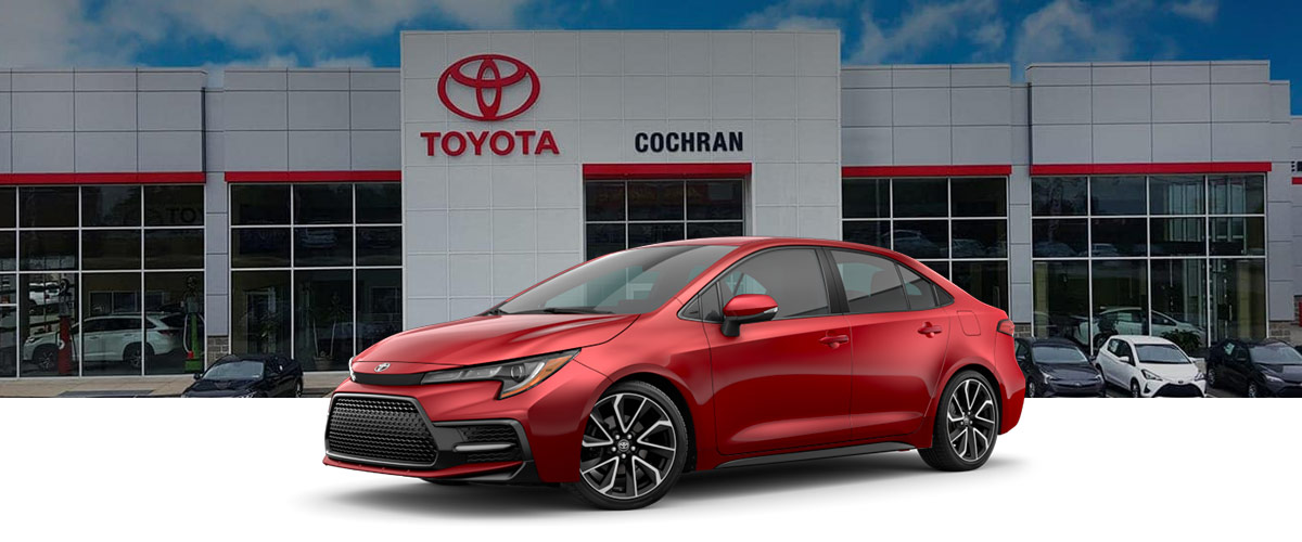 Greater Pittsburgh Toyota Dealers: Choose #1 Cochran Toyota
